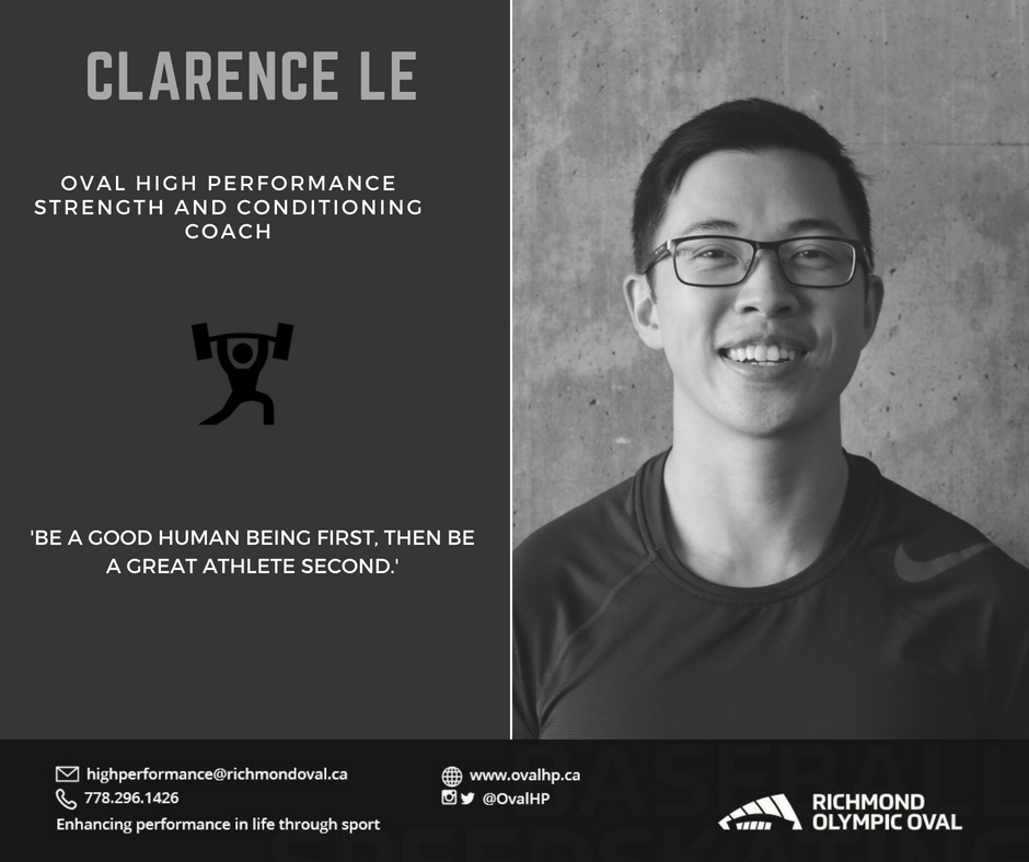 Clarence- coach page