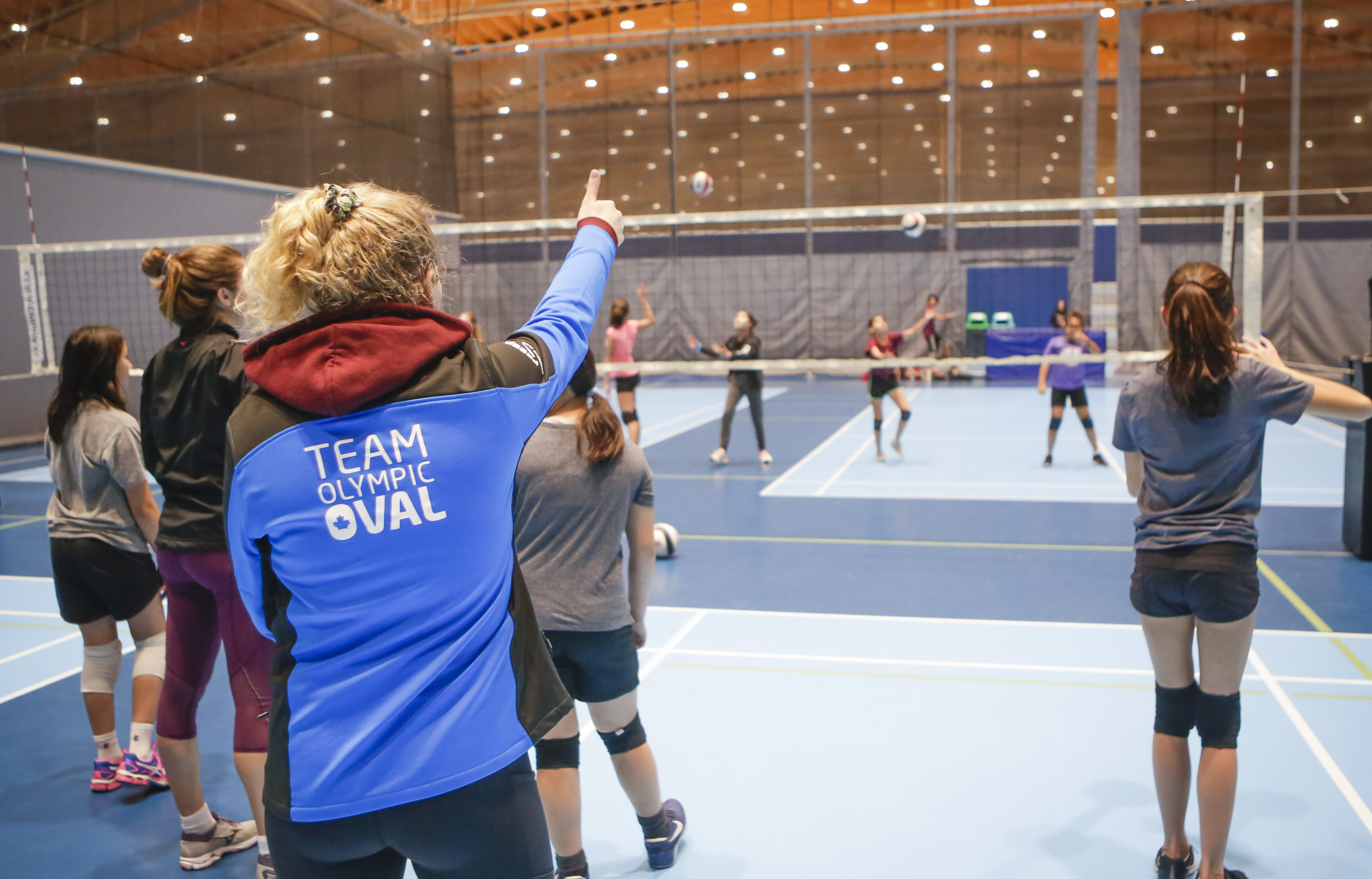 Performance Development Volleyball